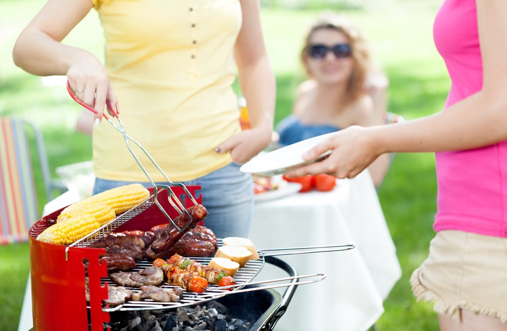 Slave or Enjoy Your BBQ Party?