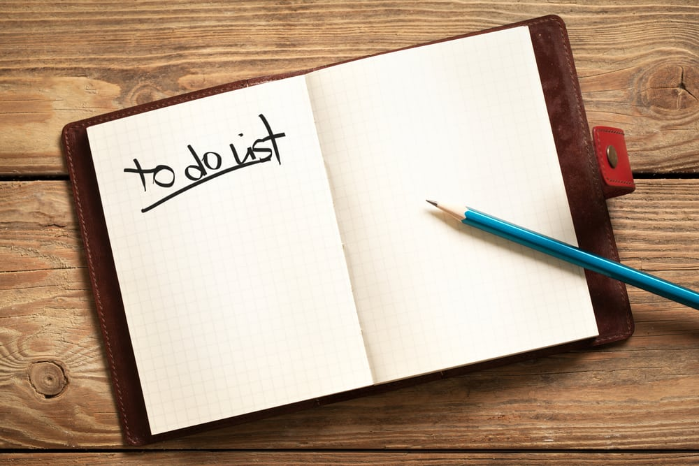 Tackling your to-do lists in today's modern day!