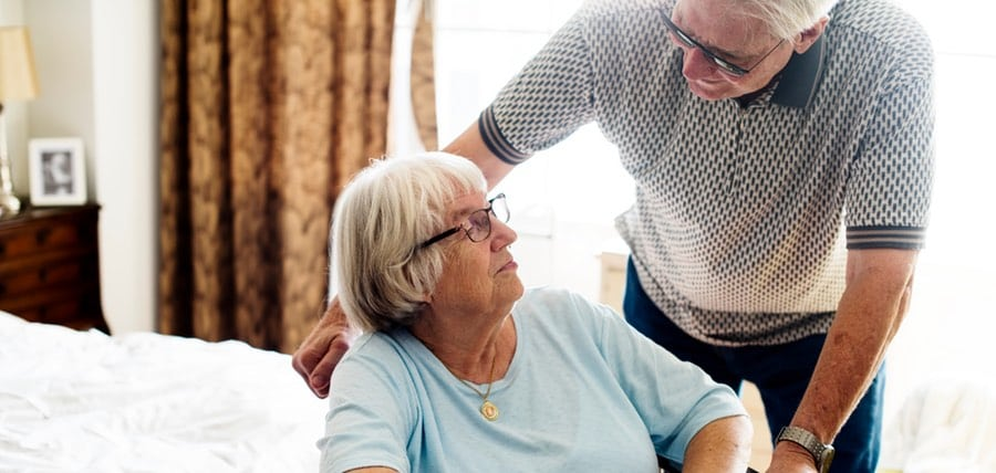 Are you about to become a spousal caregiver?