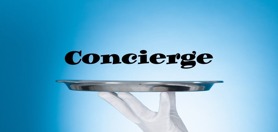 Concierge Definition  of a  Personal Concierge Service